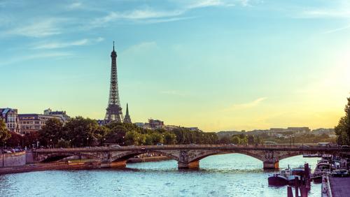 Paris, Cidade Luz