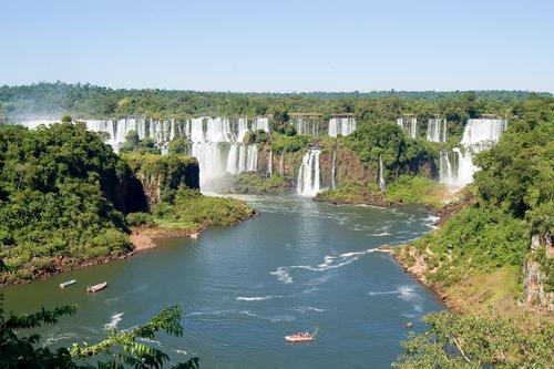 Foz do Iguaçu é espetacular!