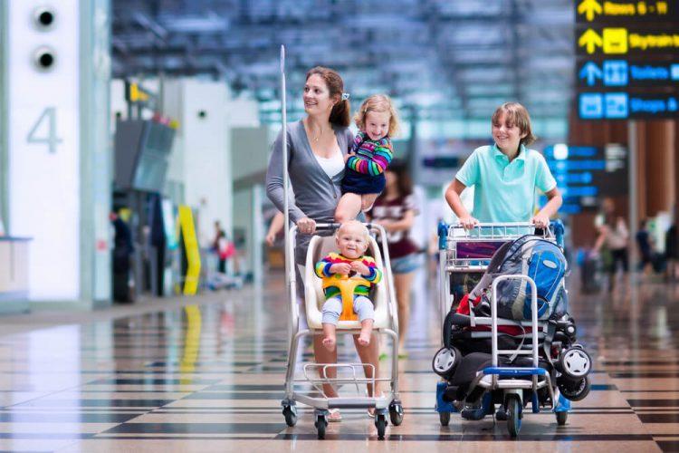 Viajar com crianças: você está preparada?