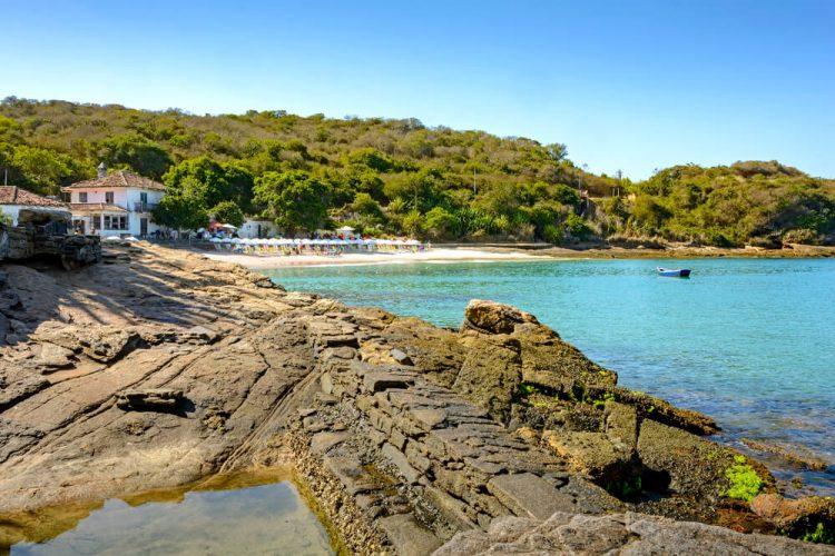 As 4 praias de Búzios que encantam qualquer turista