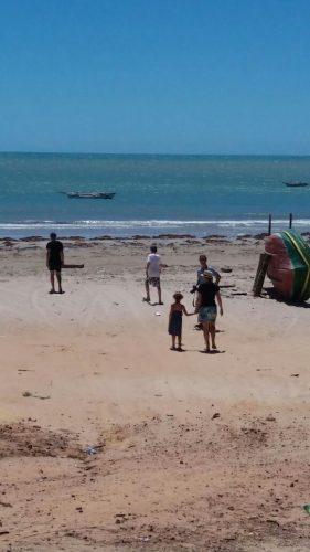 Família Rieu: retorno da viagem a Salvador na Bahia, Olinda, São Luís, Lençóis Maranhenses, Delta do Parnaíba e Jericoacoara